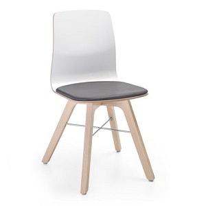 Bejot ORTE WOOD krzesło konferencyjne