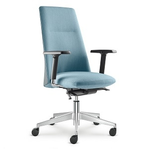LD Seating MELODY OFFICE fotel gabinetowy