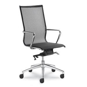 LD Seating PLUTO fotel gabinetowy