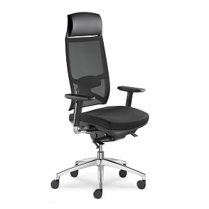 LD Seating STORM fotel obrotowy