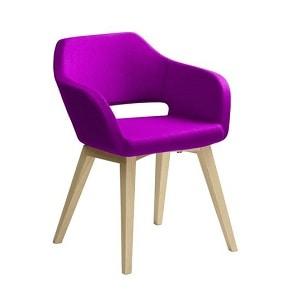 LD Seating POLO+ fotel konferencyjny