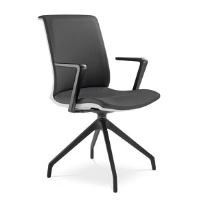 LD Seating LYRA NET fotel konferencyjny
