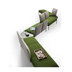 Estel DOLLY BENCH sofa recepcyjna
