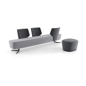 Estel EMBRASSE BENCH sofa recepcyjna
