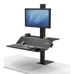 Fellowes SIT-STAND LOTUS VE stanowisko ergonomiczne